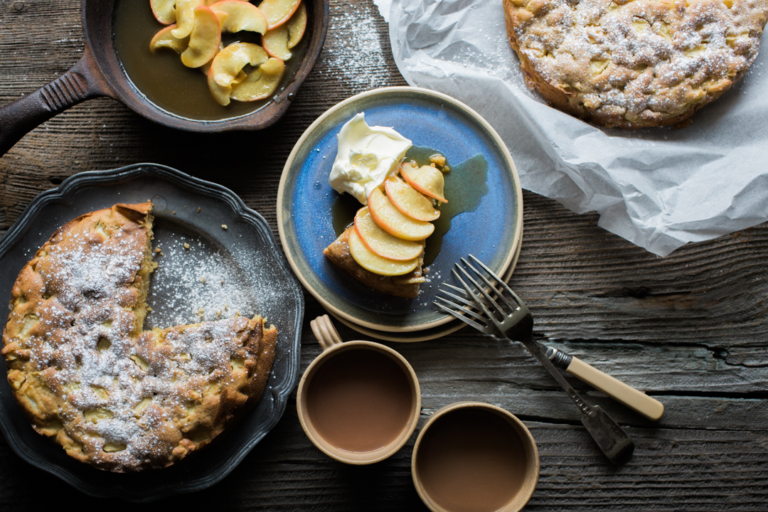 Spiced apple cake-0003