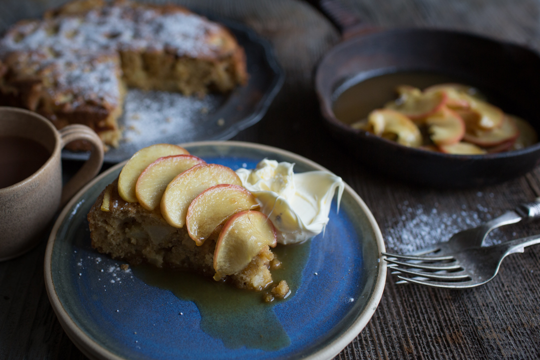 Spiced apple cake-0004