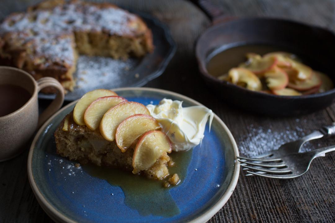 Spiced apple cake-0004