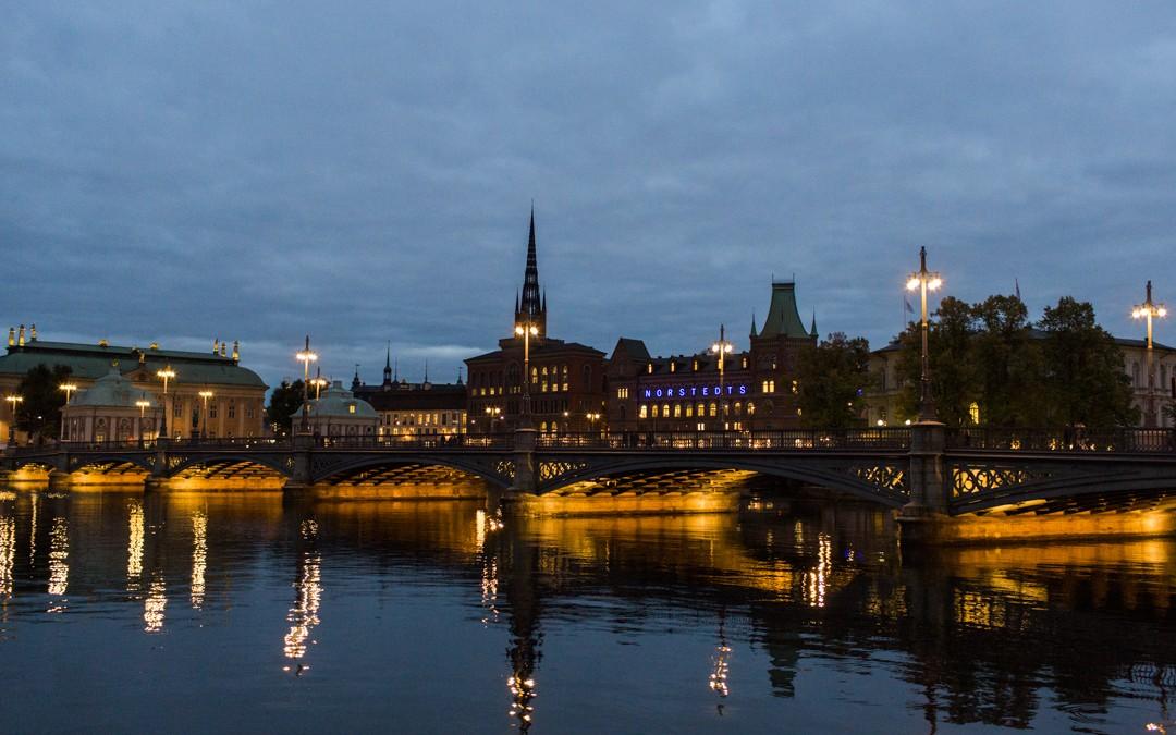 STOCKHOLM, URBAN DELI & CINNAMON BUNS